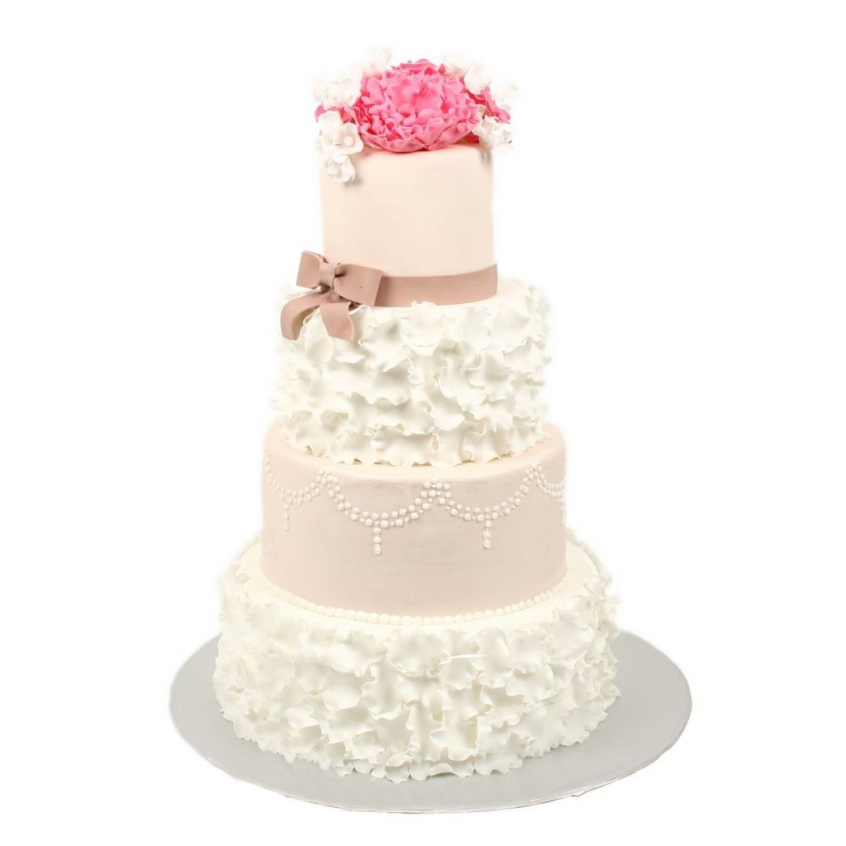№643 Торт розы