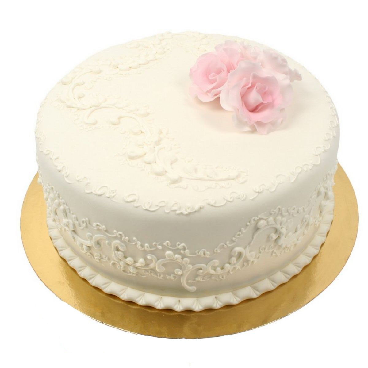 №651 Торт розы