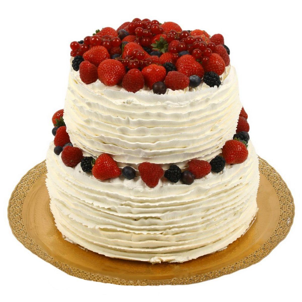 №658 Торт ягоды
