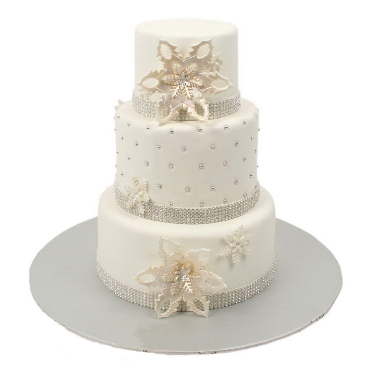 №660 Торт цветы