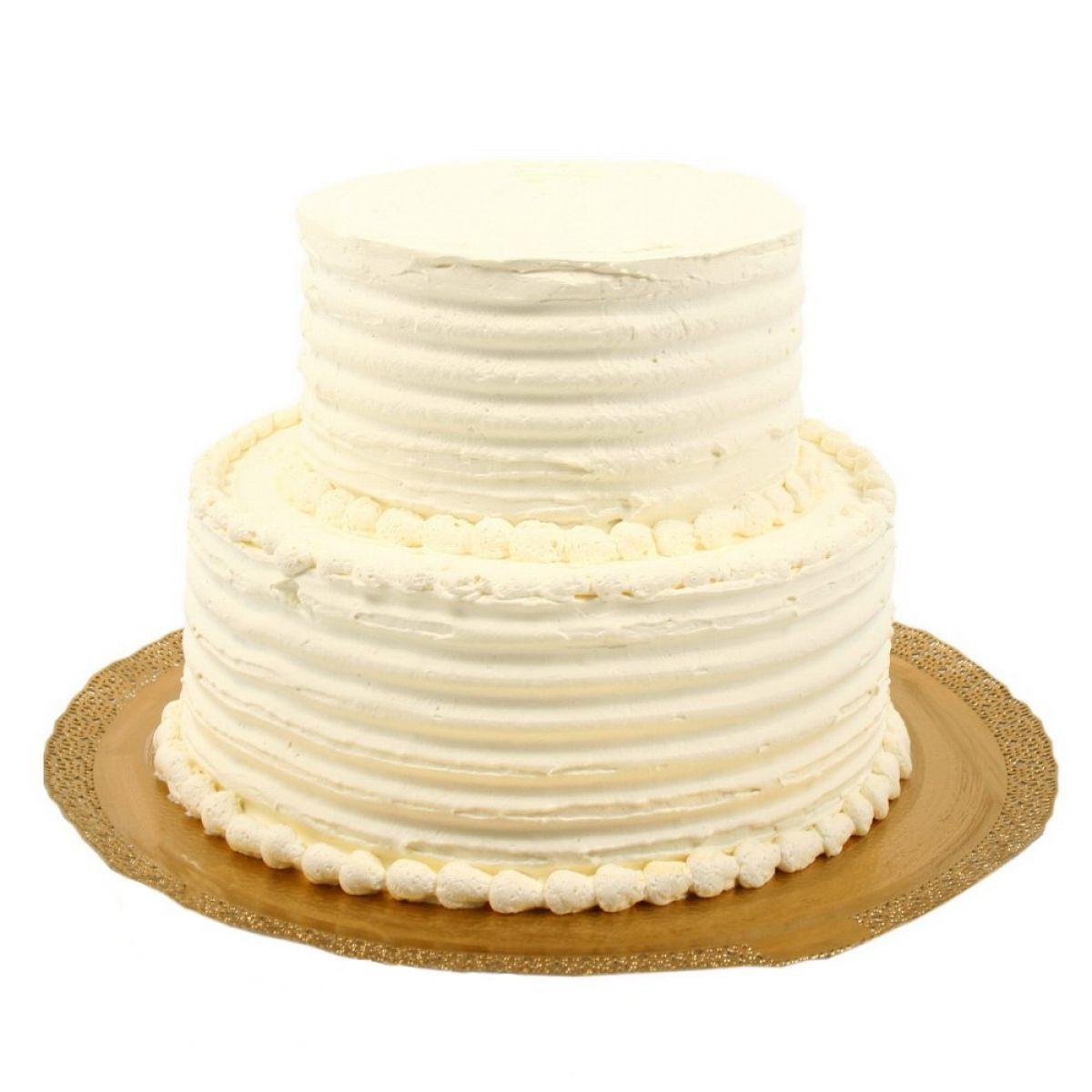№689 Торт кружево