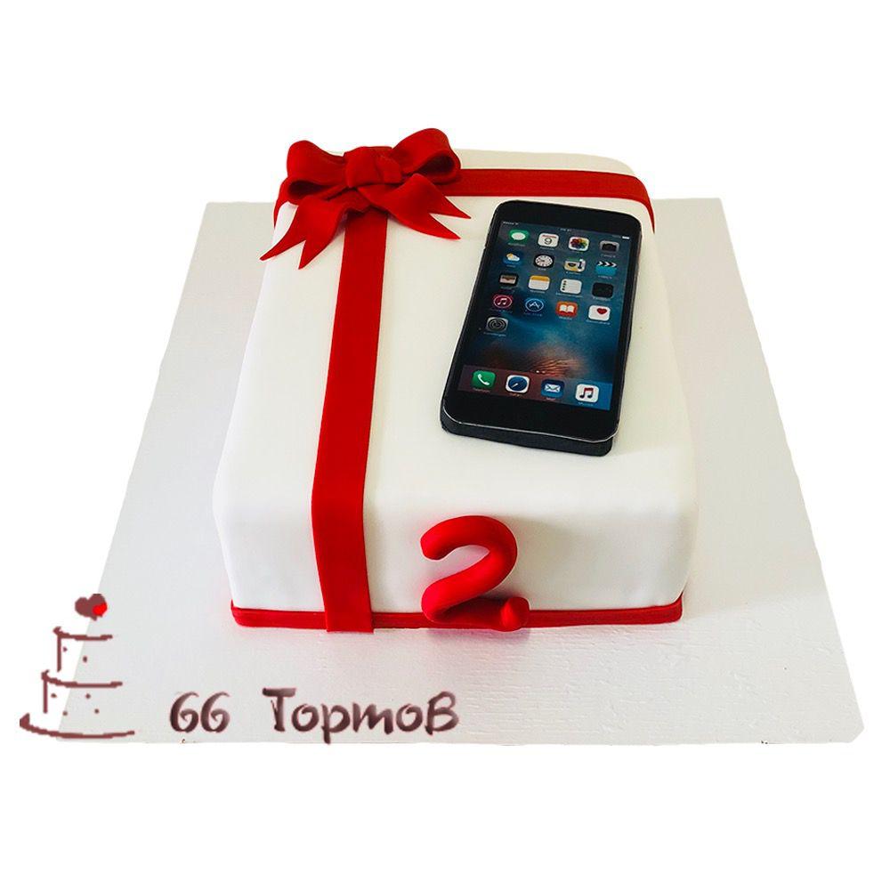 №70 Торт айфон
