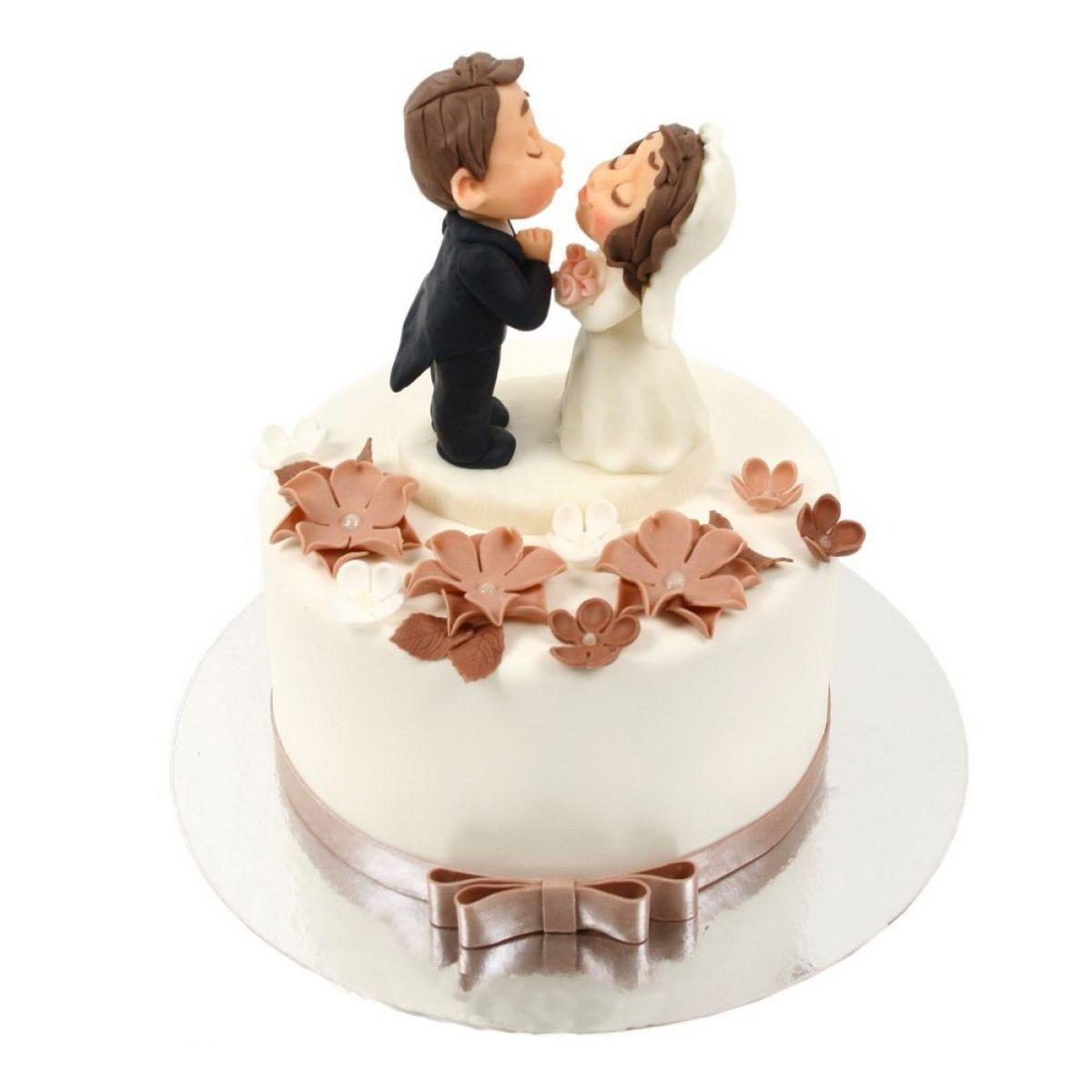 №756 Торт влюбленные