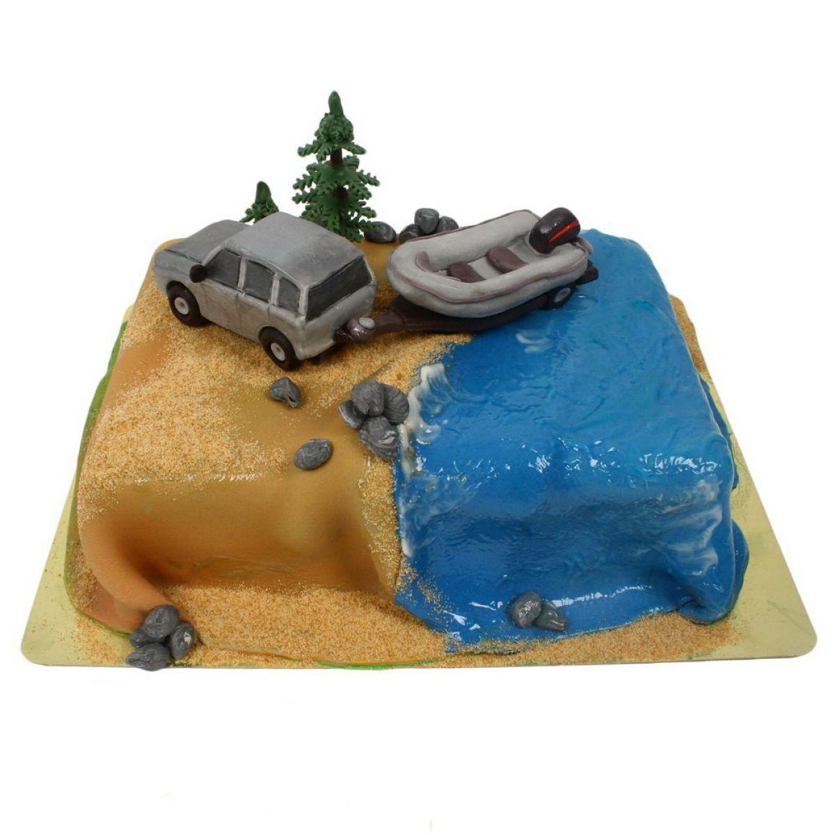 №764 Торт отдых