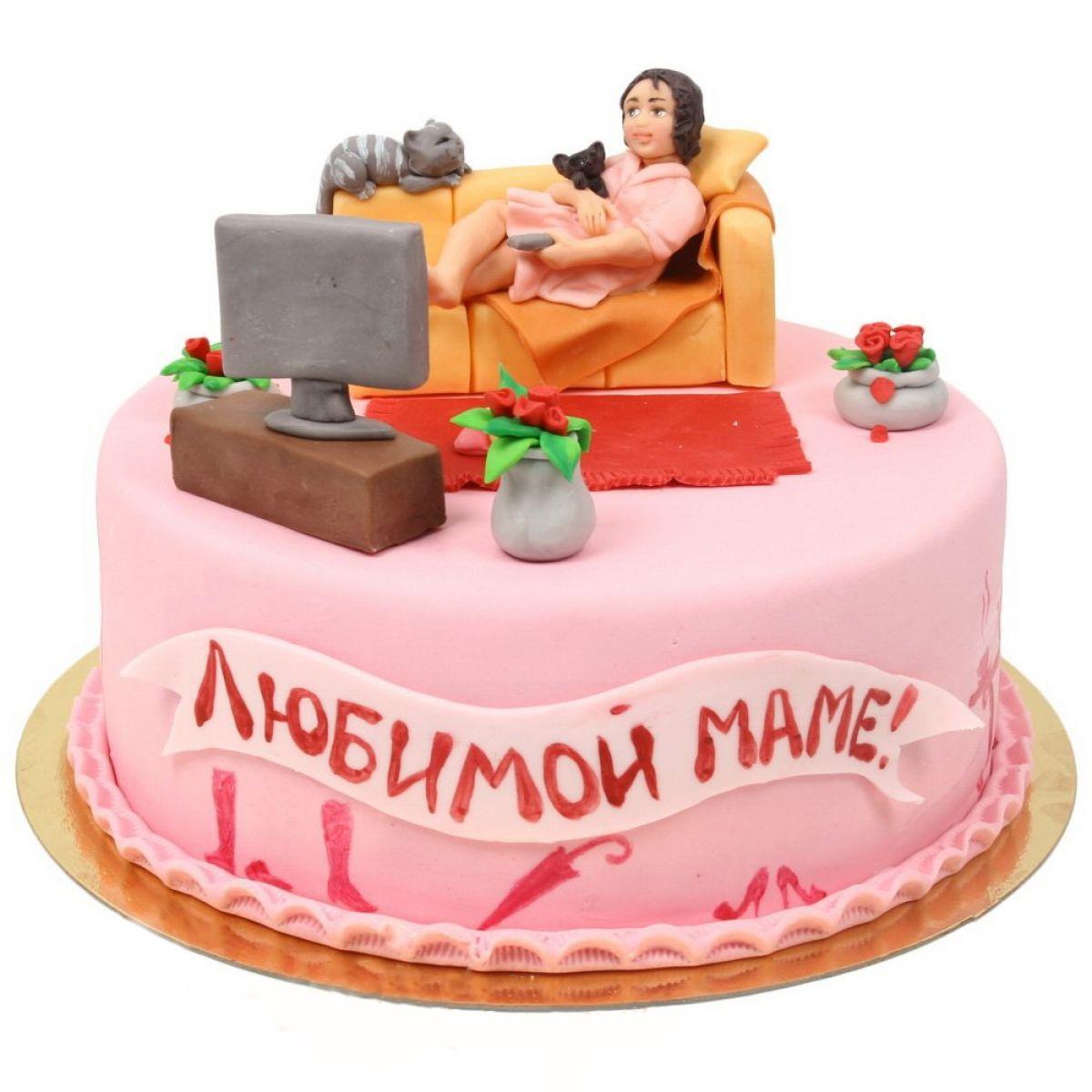 №770 Торт мама