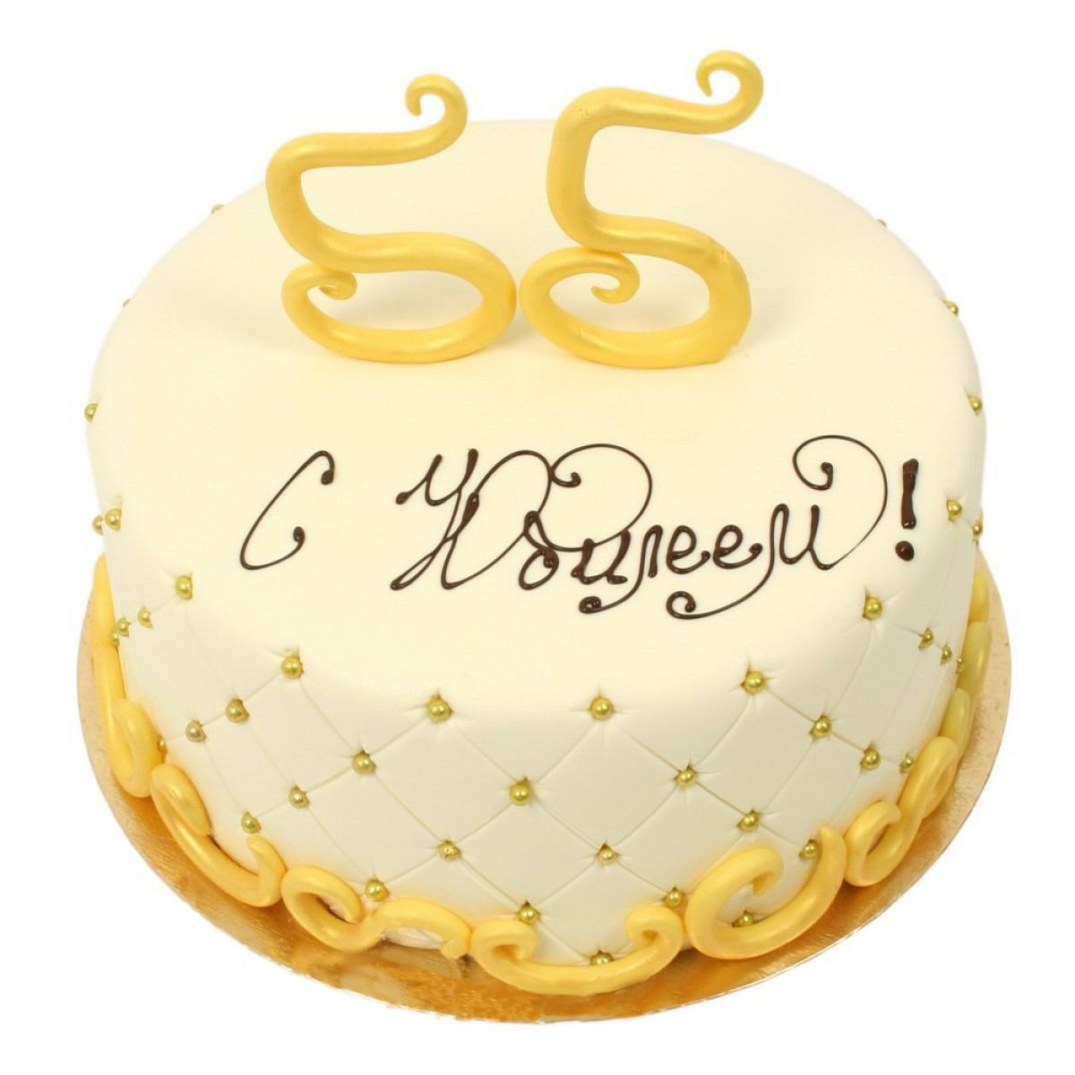 №785 Торт юбилей