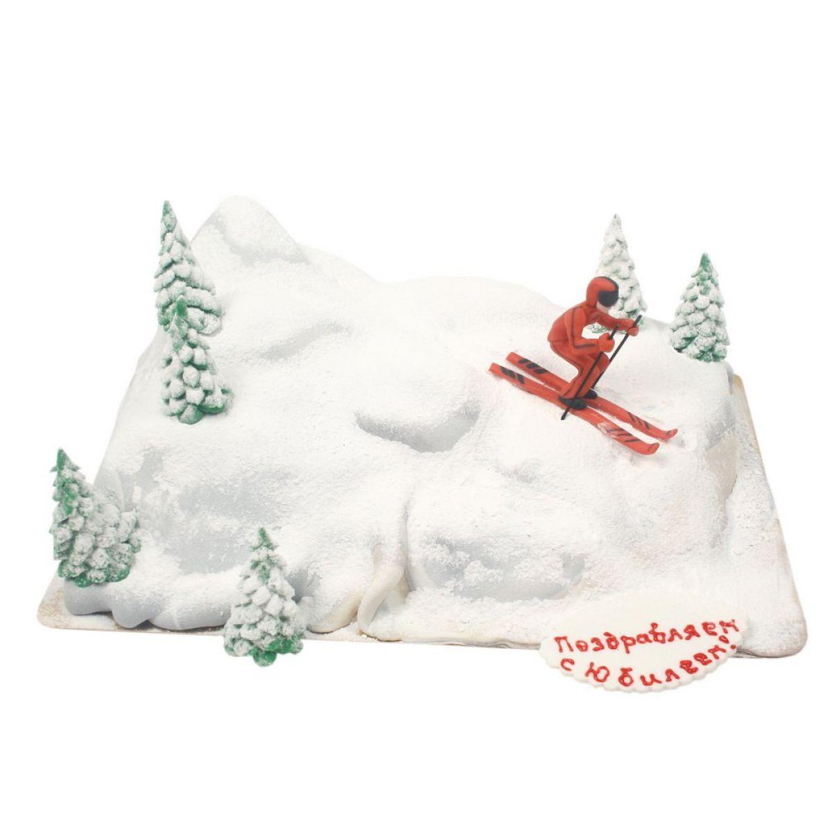 №801 Торт сноуборд