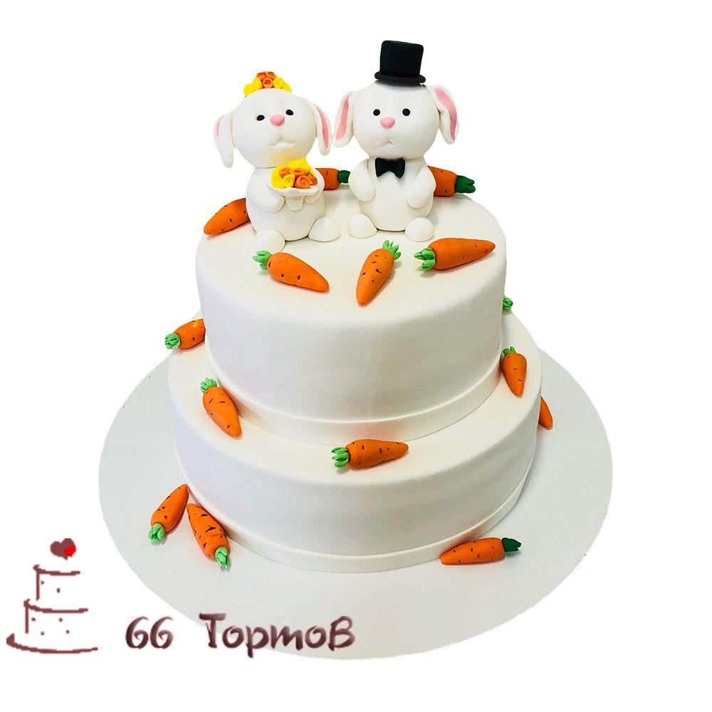№81 Торт зайки