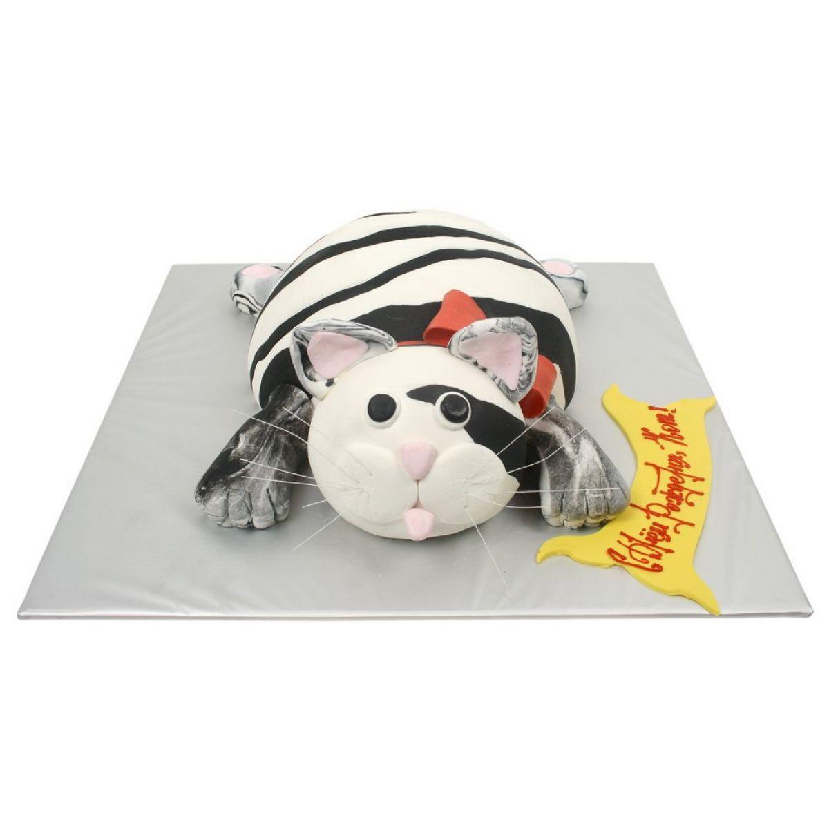 №830 Торт котята