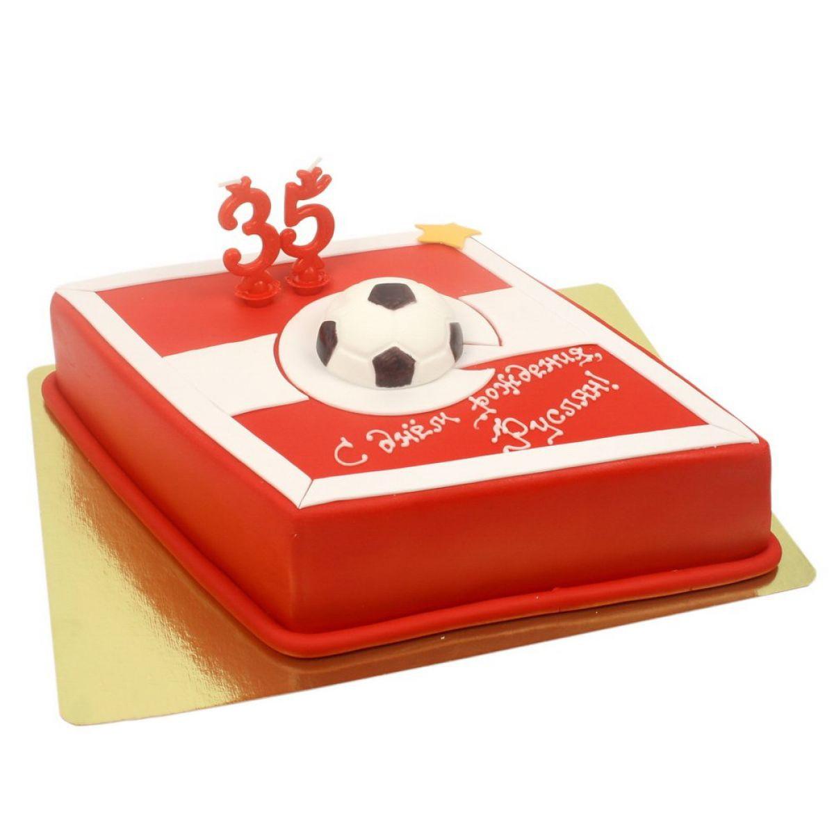 №859 Торт футбол