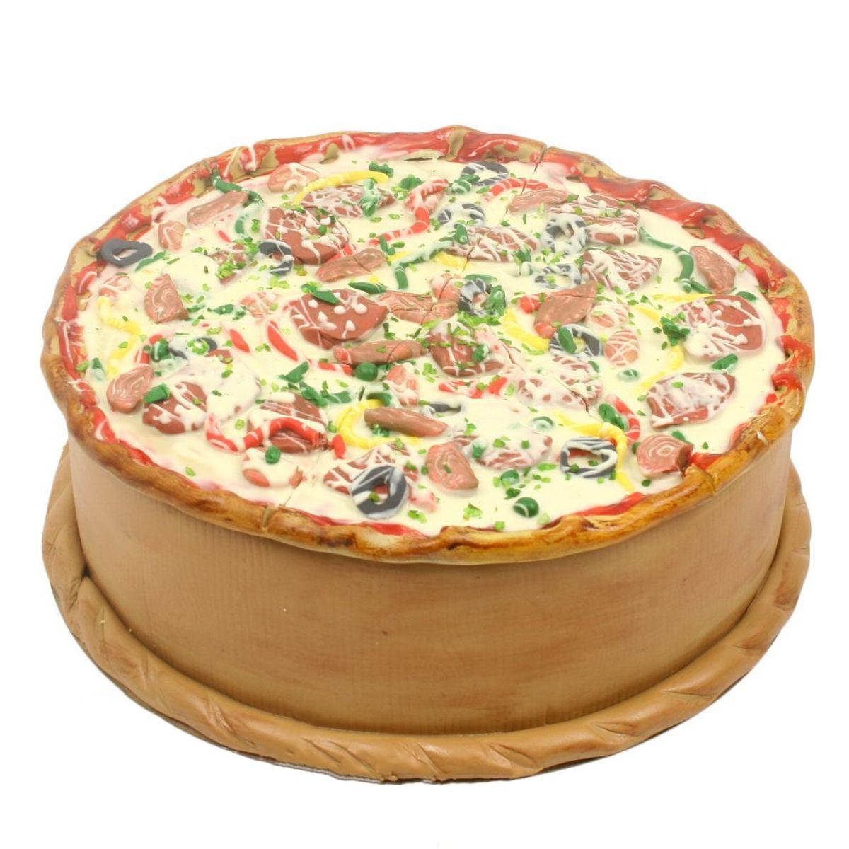 №861 Торт пицца