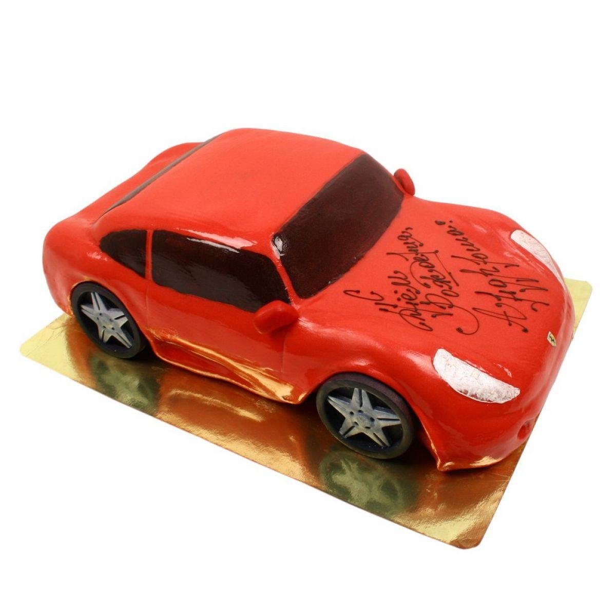 №872 Торт машина