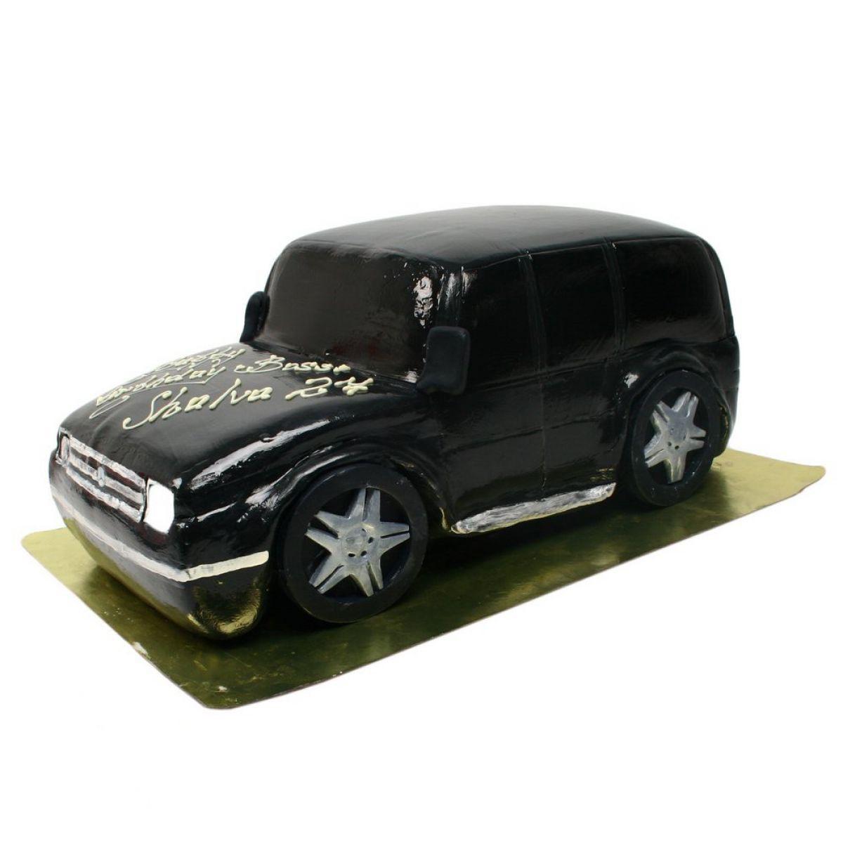 №873 Торт машина
