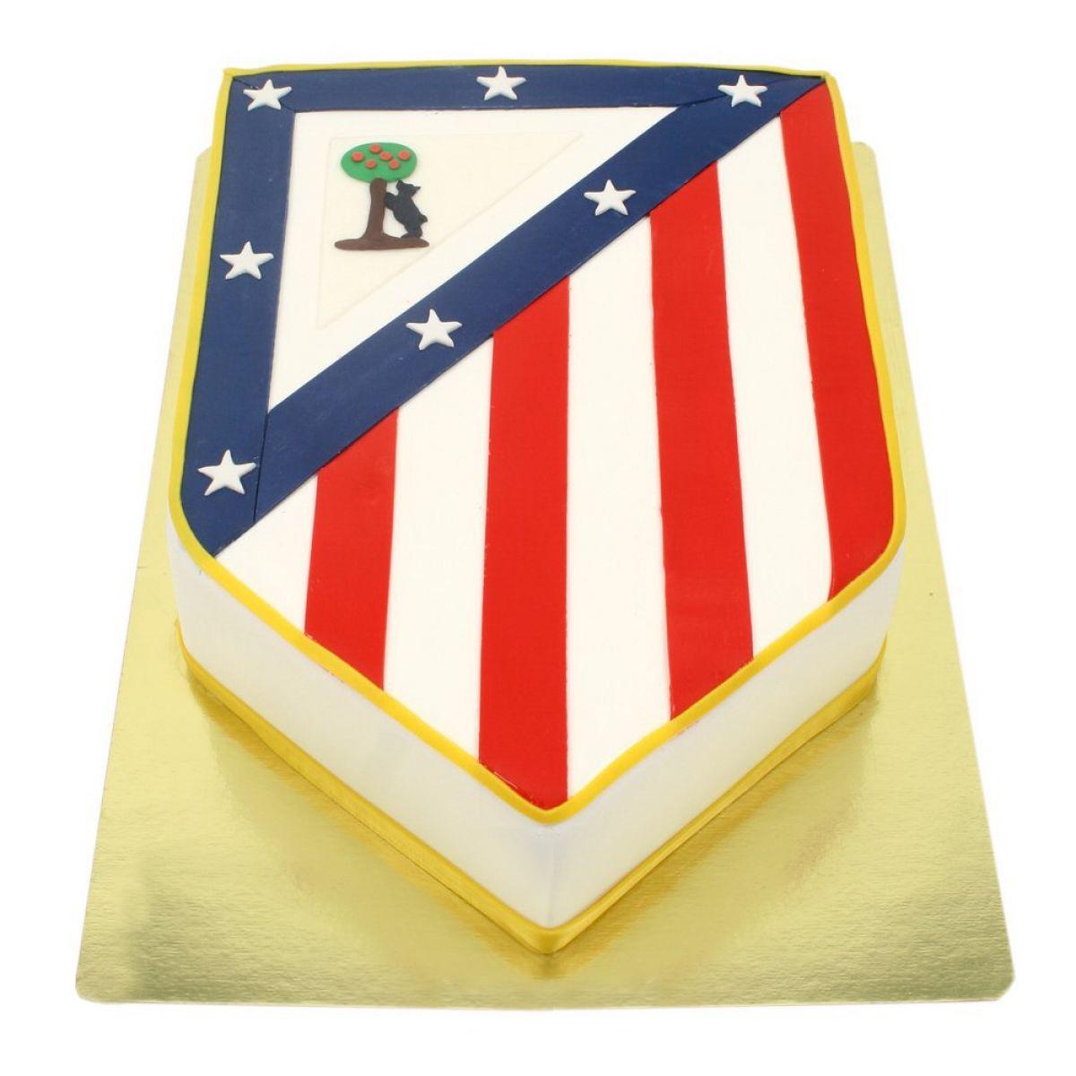 №883 Торт флаг