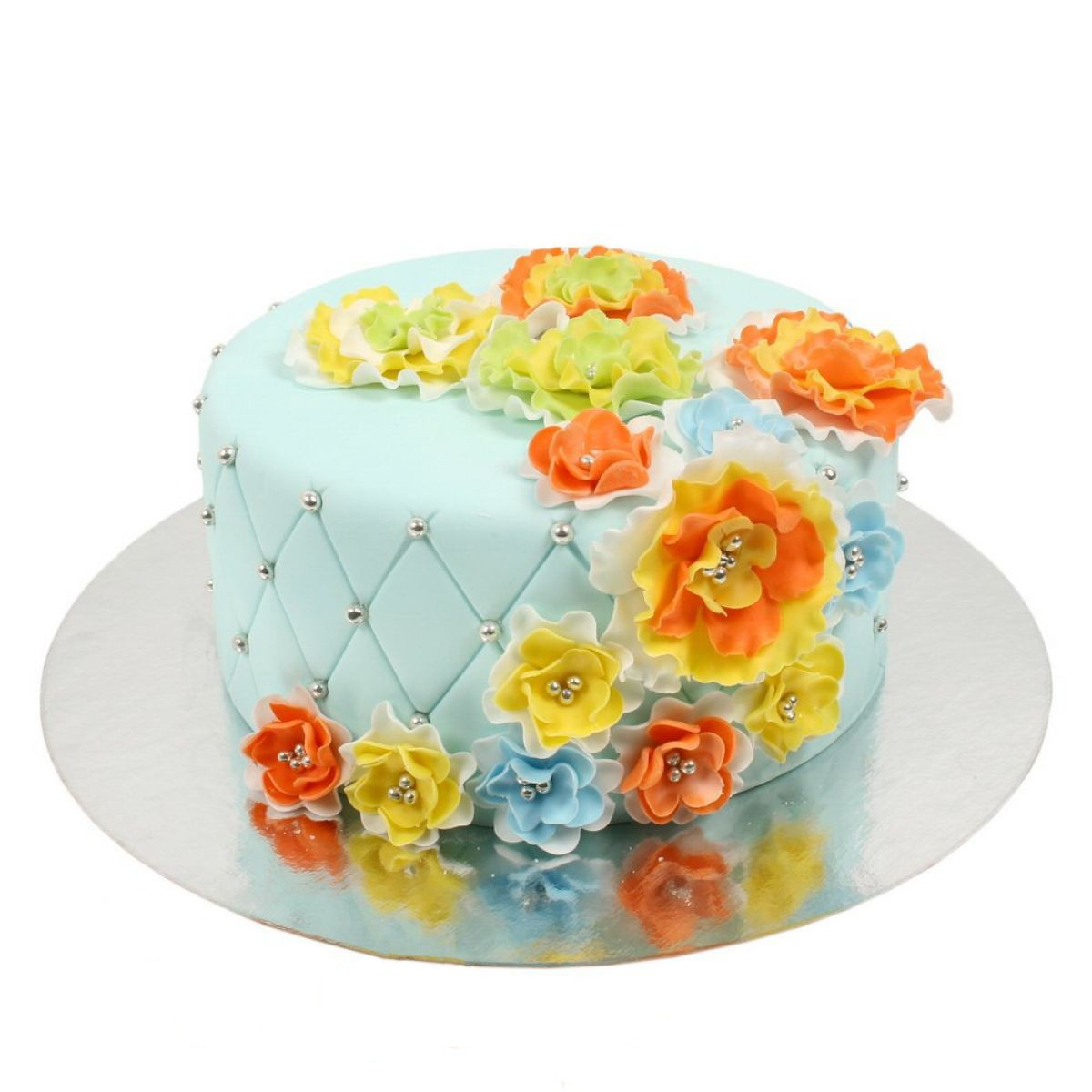 №892 Торт розы