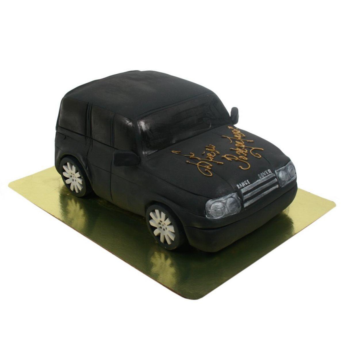 №901 Торт машина