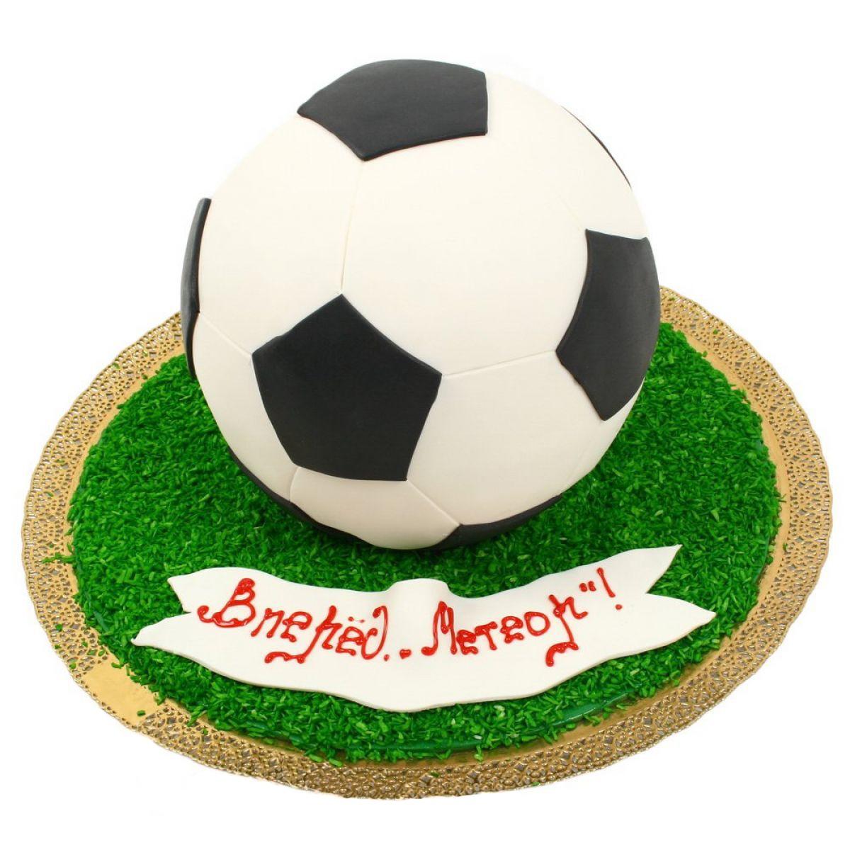 №916 Торт футбол