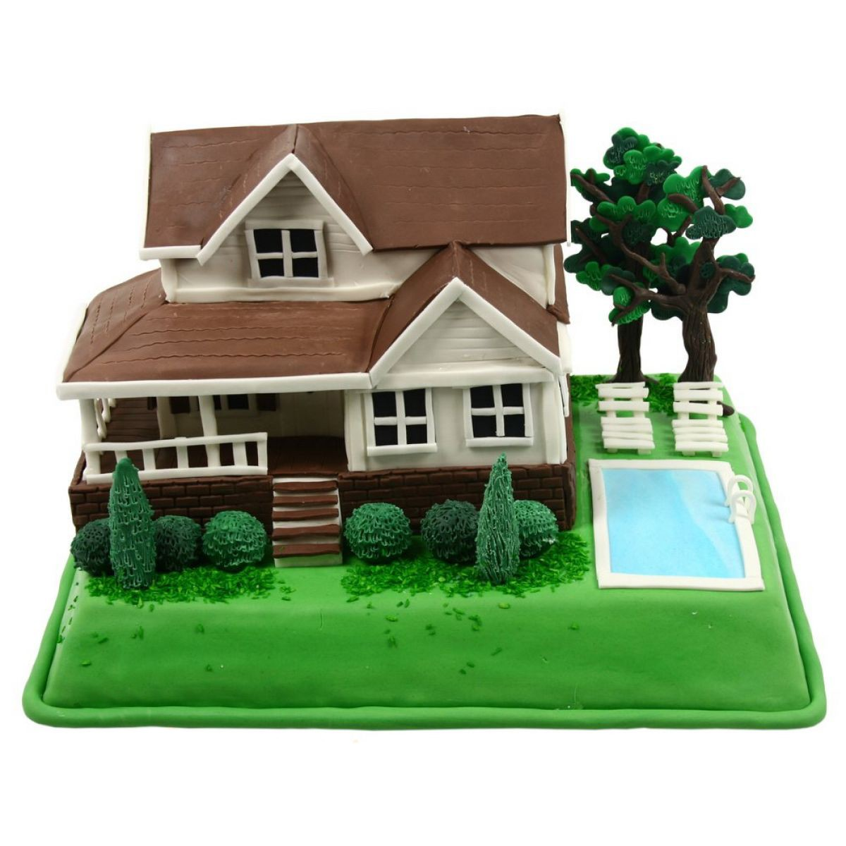 №918 Торт дом