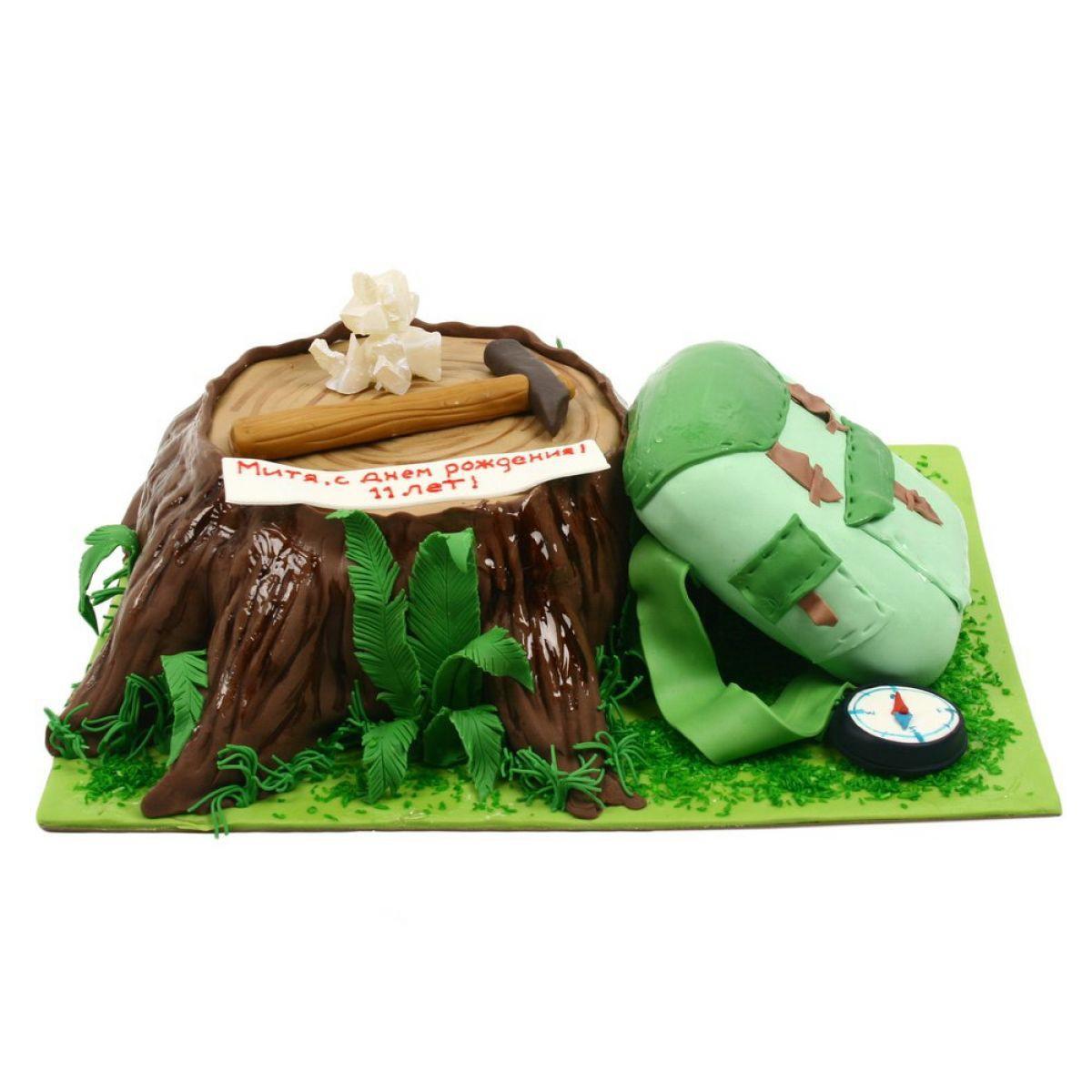 №921 Торт дерево