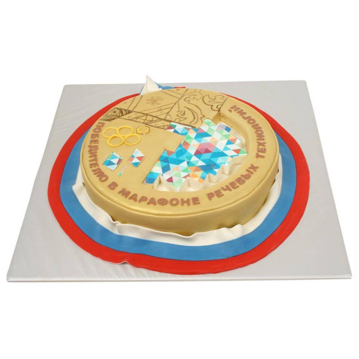 №926 Торт спорт