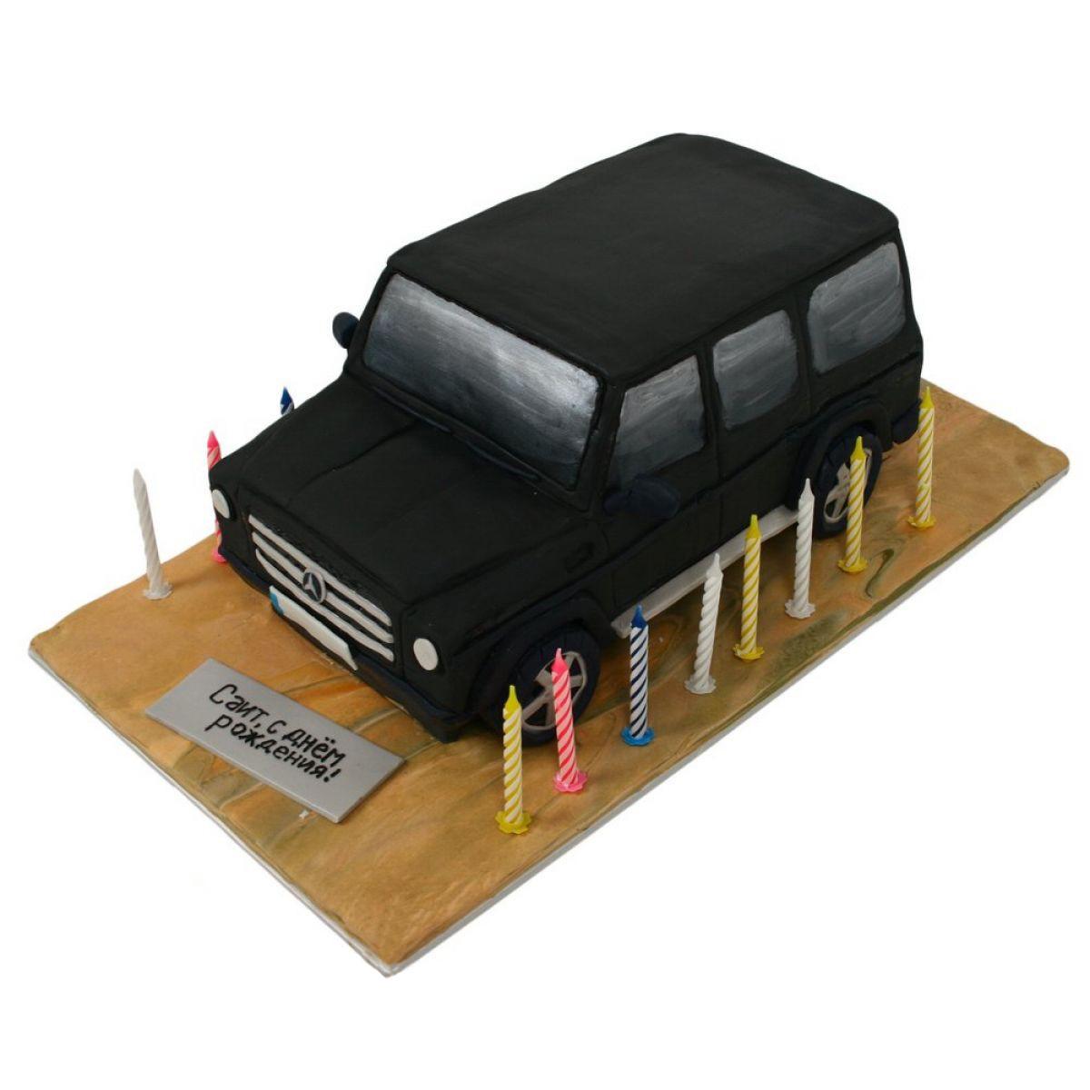 №939 Торт машина