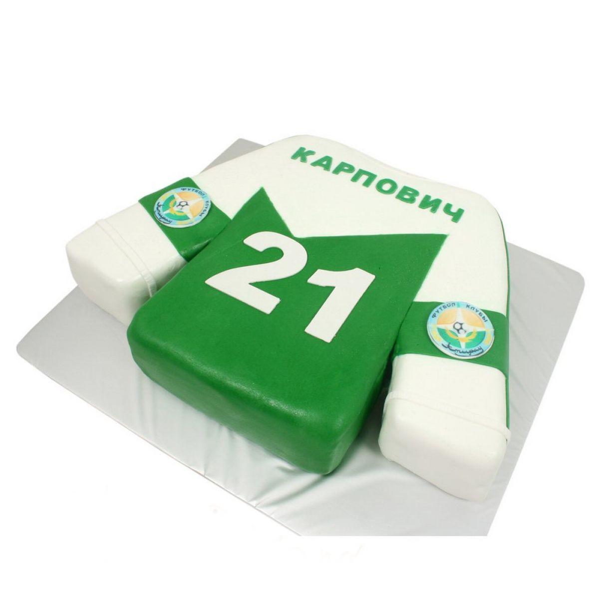 №953 Торт хоккей