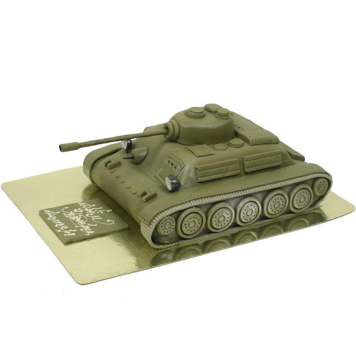 №958 Торт танк