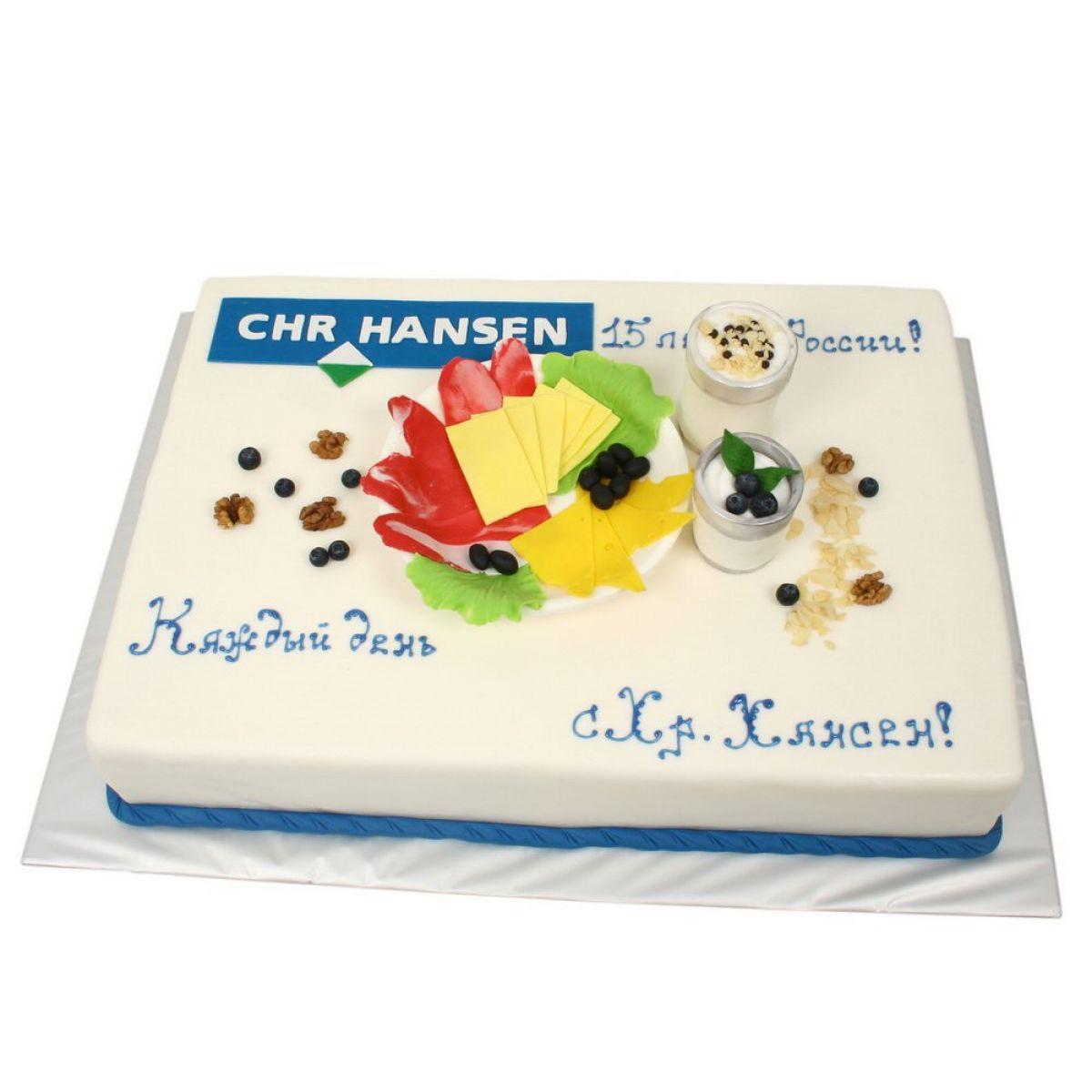 №966 Торт еда