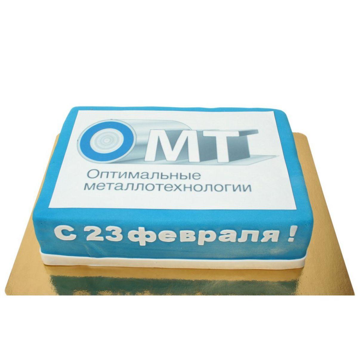 №969 Торт металл