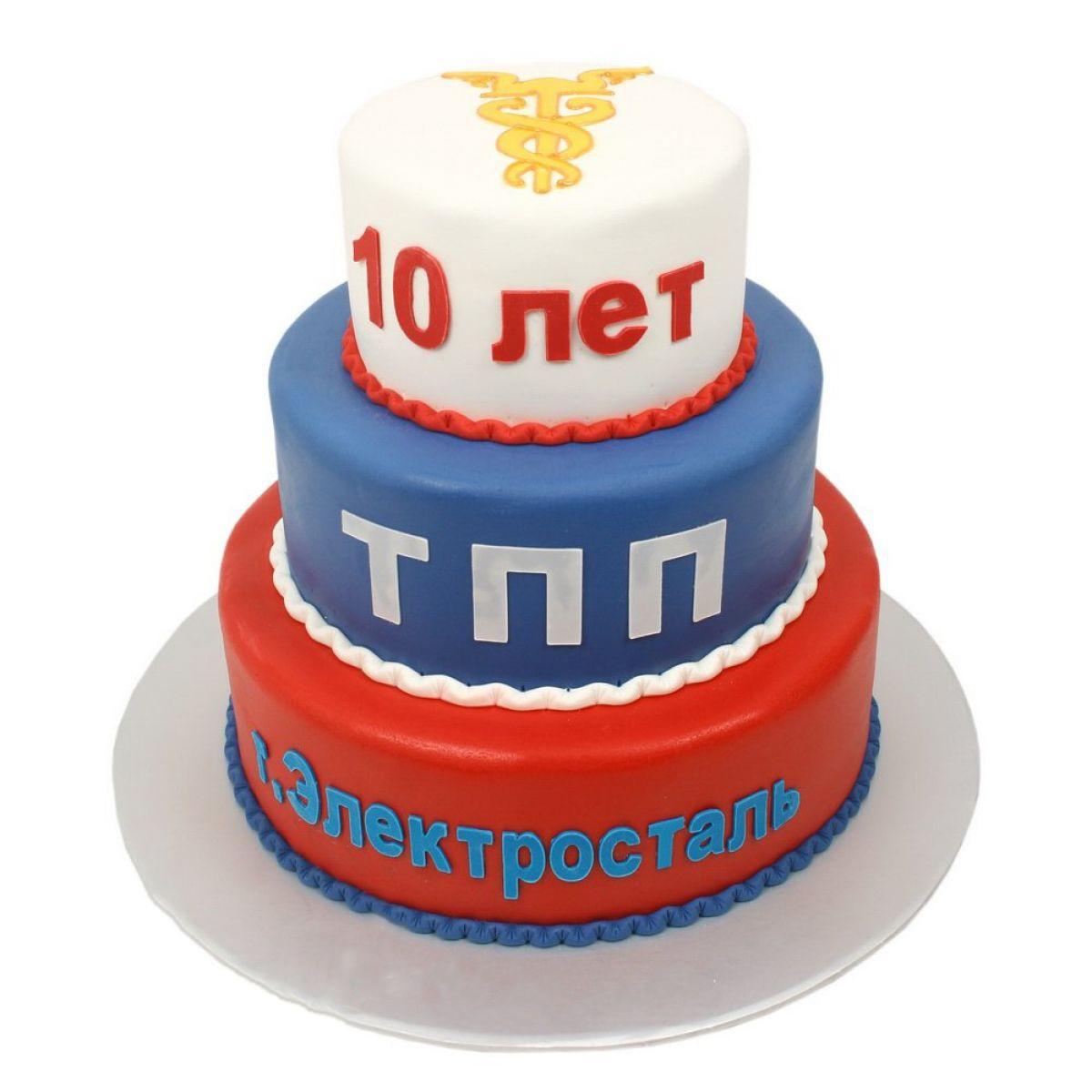 №971 Торт электричесто