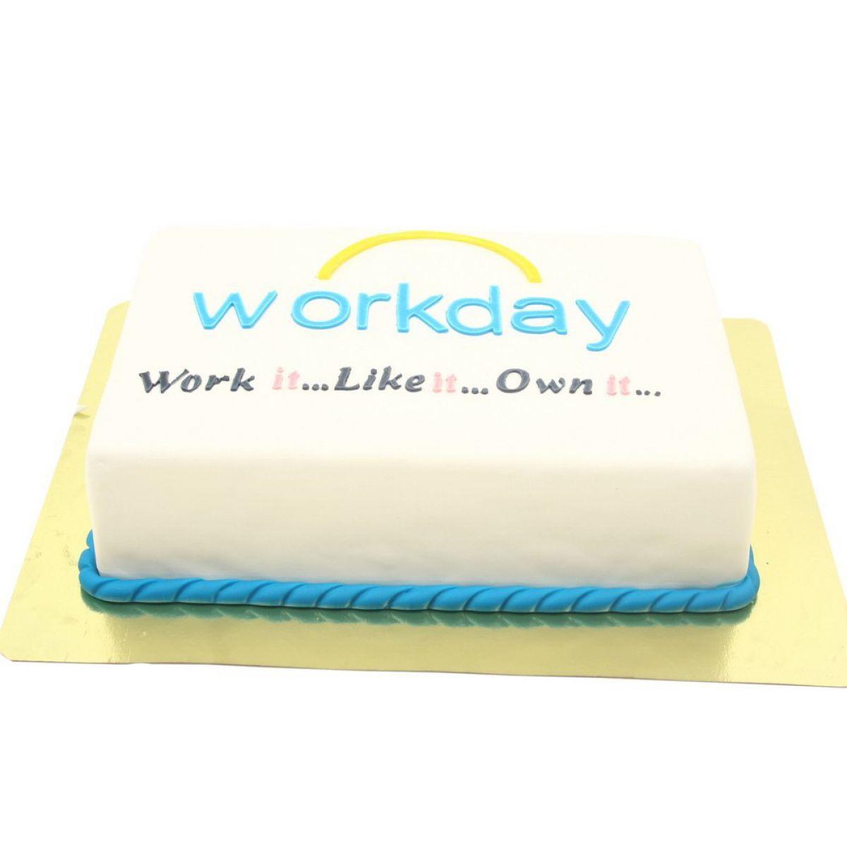 №977 Торт workday