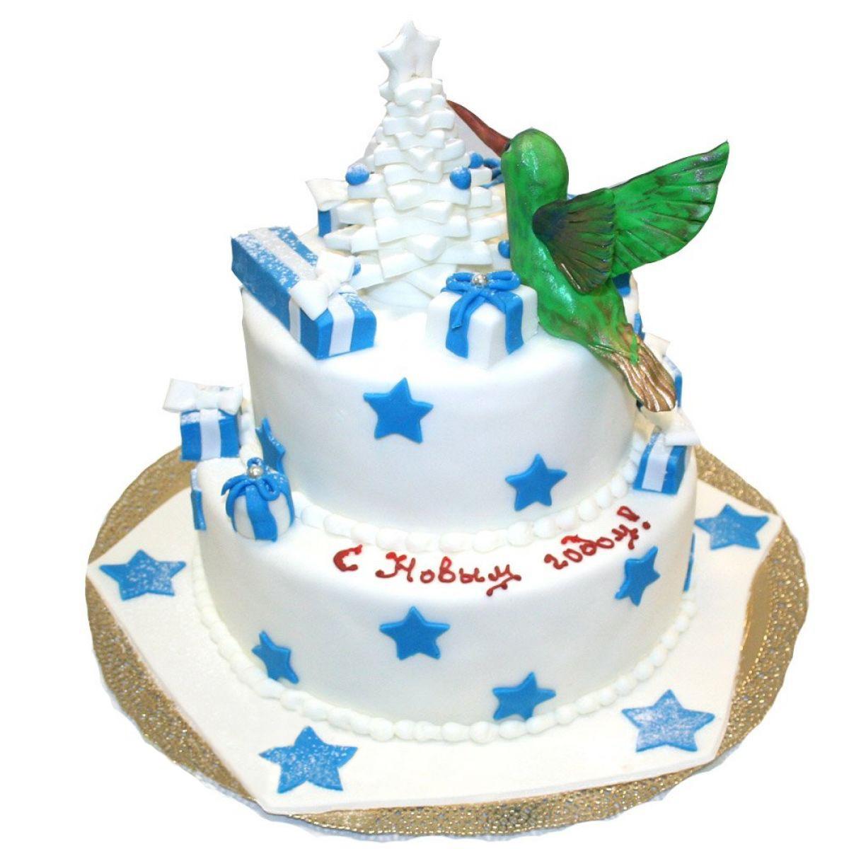 №995 Торт птицы