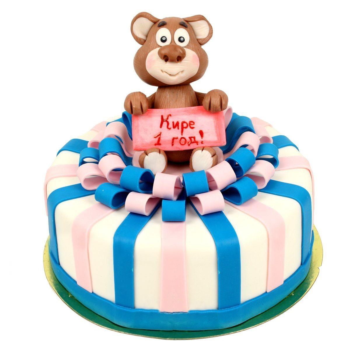 №1025 Торт медвежонок