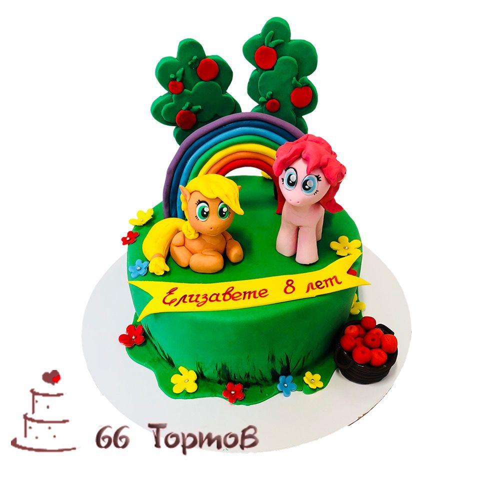 №103 Торт с пони