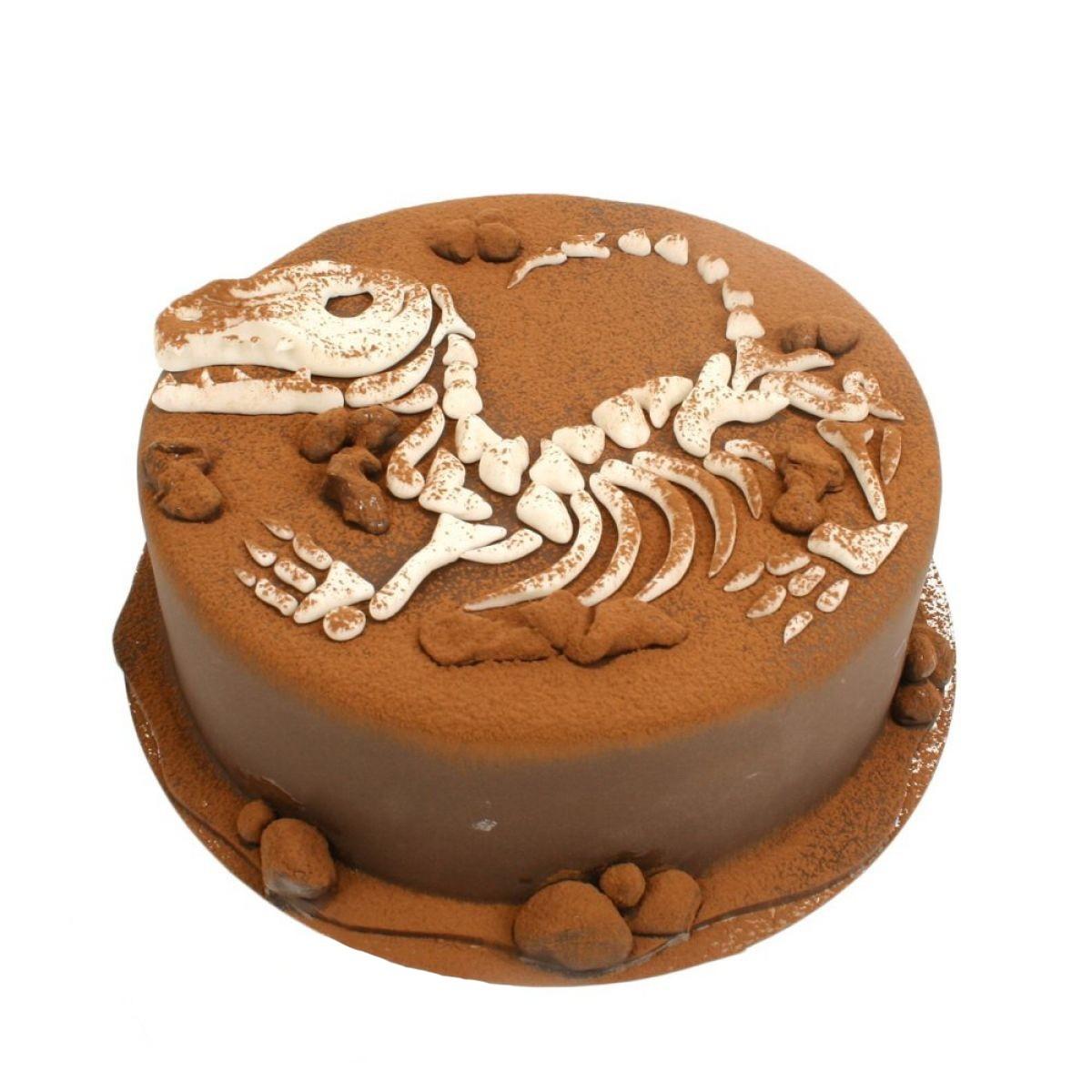 №1054 Торт динозавр
