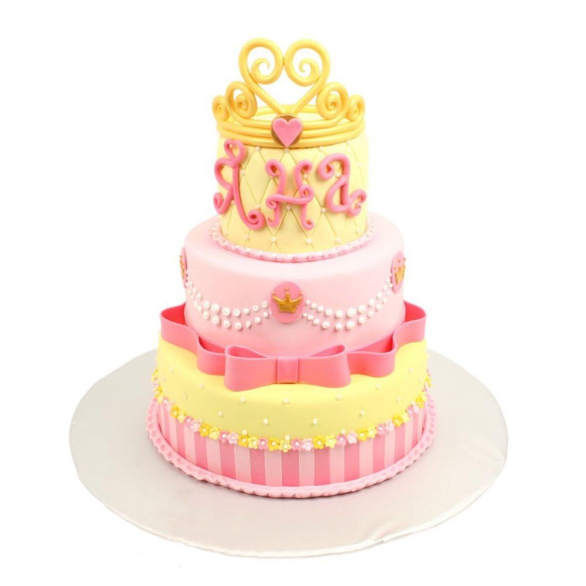 №1055 Торт корона