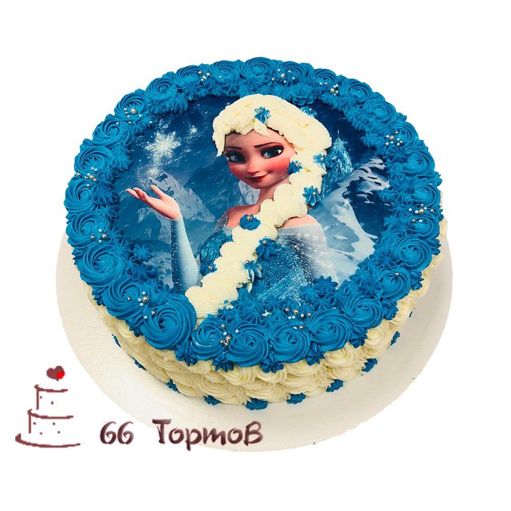 №109 Торт Эльза