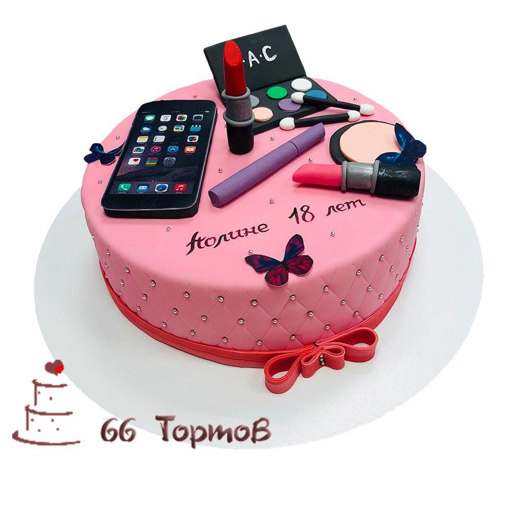 №111 Торт Модница