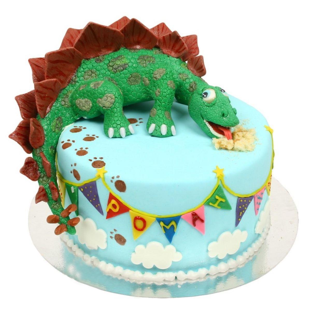 №1171 Торт стегозавр