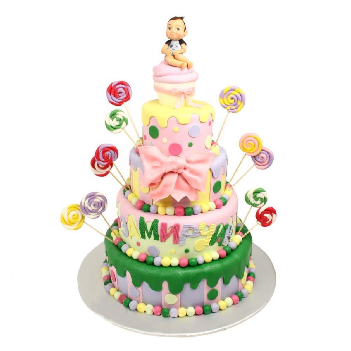 №1173 Торт малыш