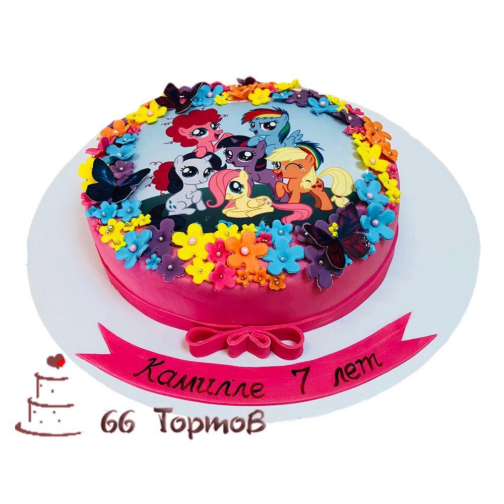 №118 Торт с пони
