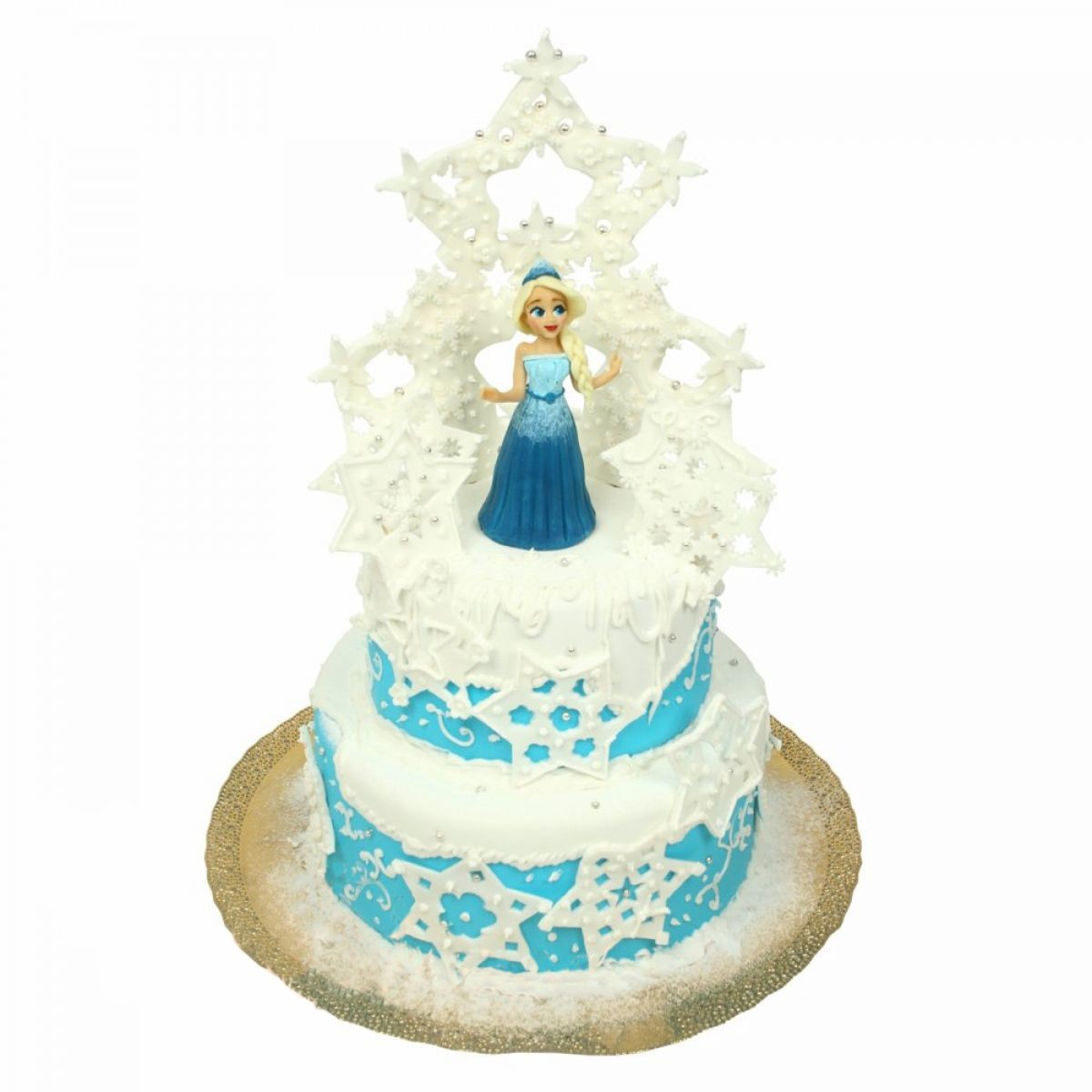 №1325 Торт принцесса