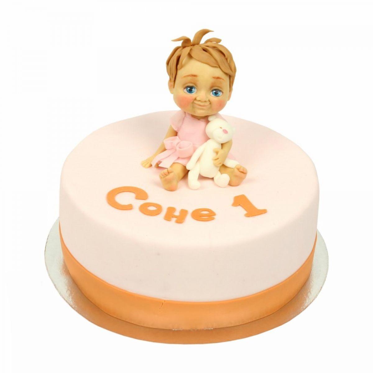 №1327 Торт малышка