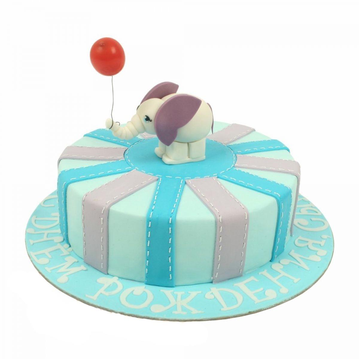 №1332 Торт слоненок