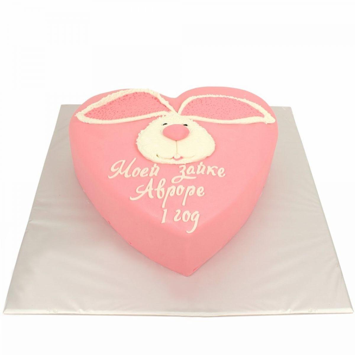 №1336 Торт сердце