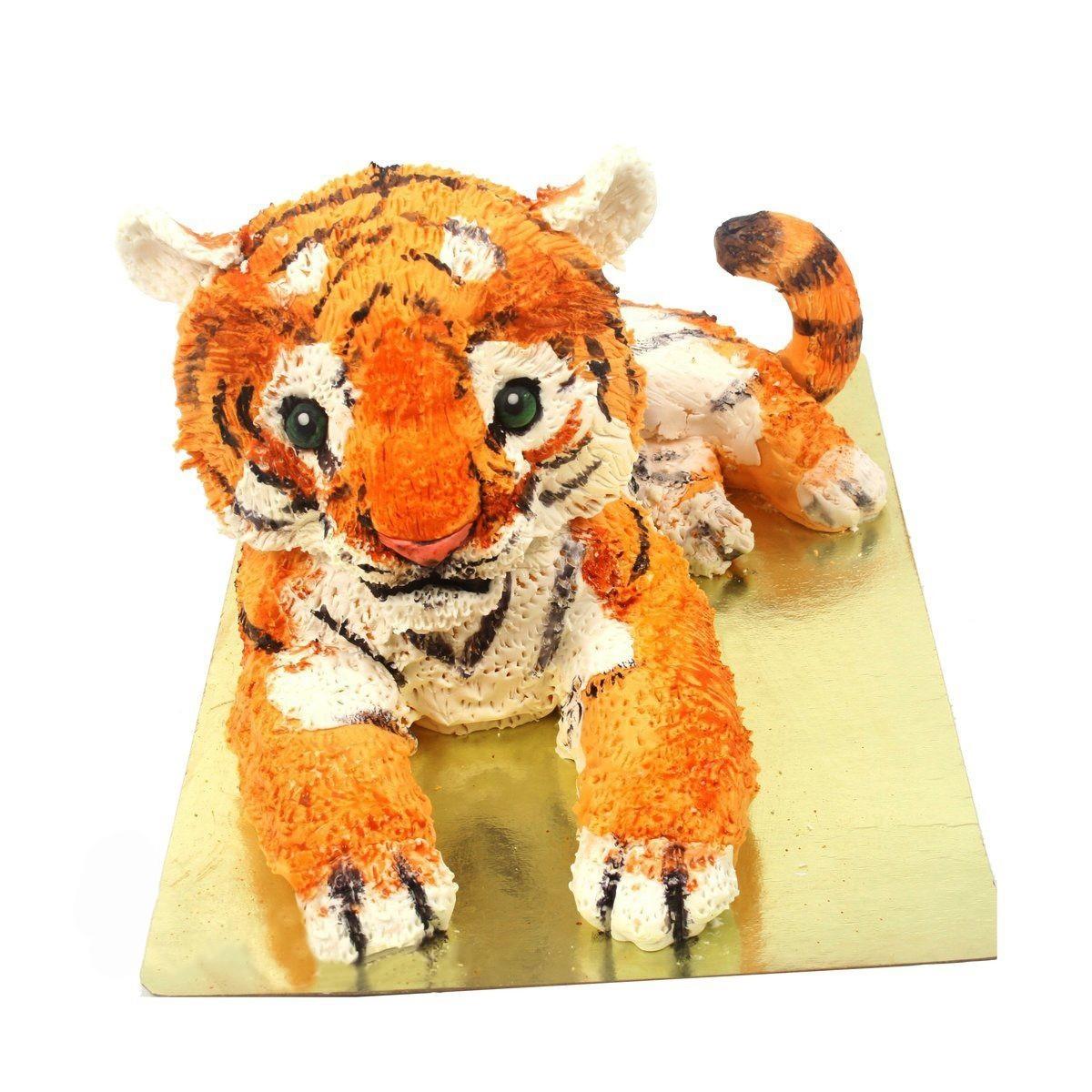 №1380 Торт тигренок