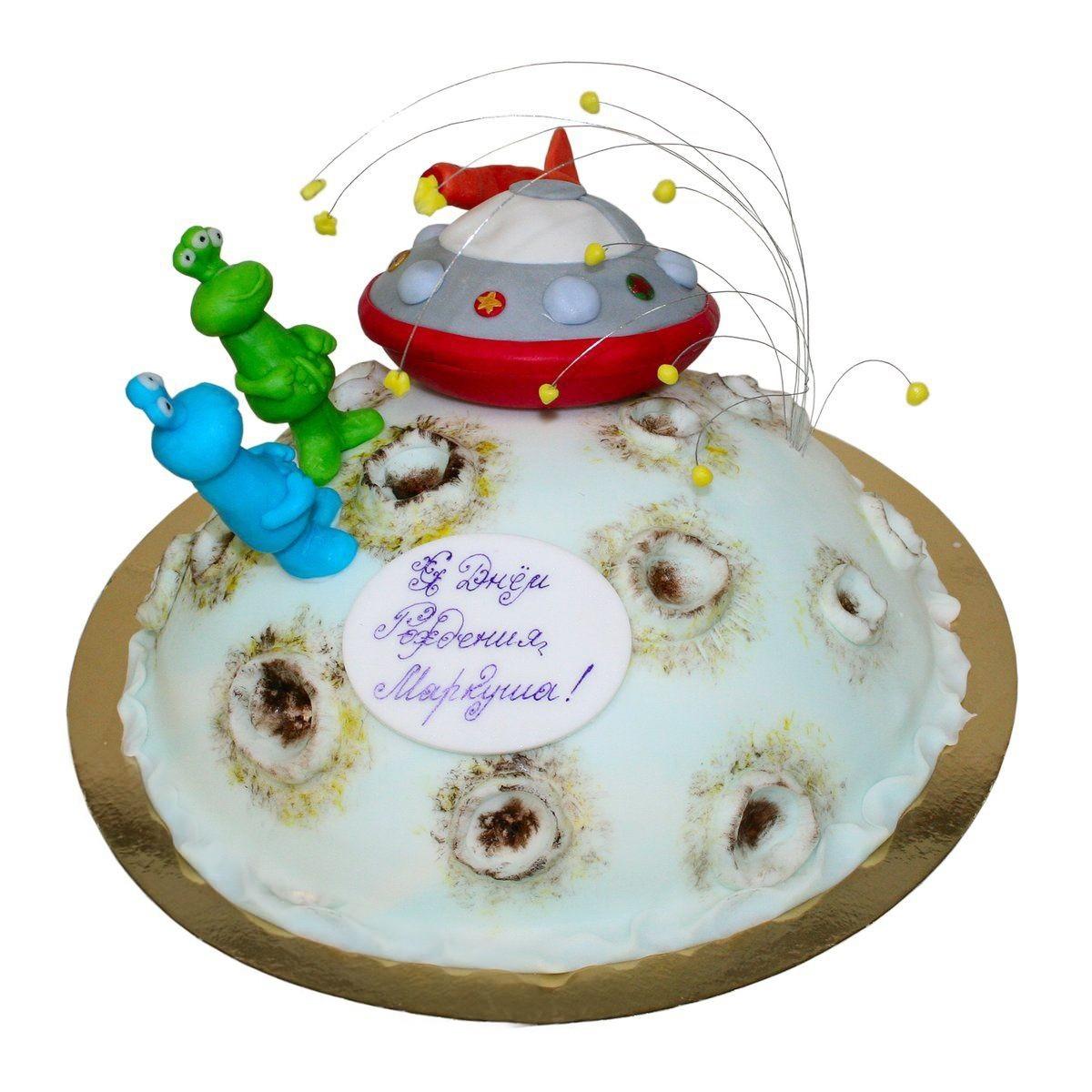 №1470 Торт инопланетяне