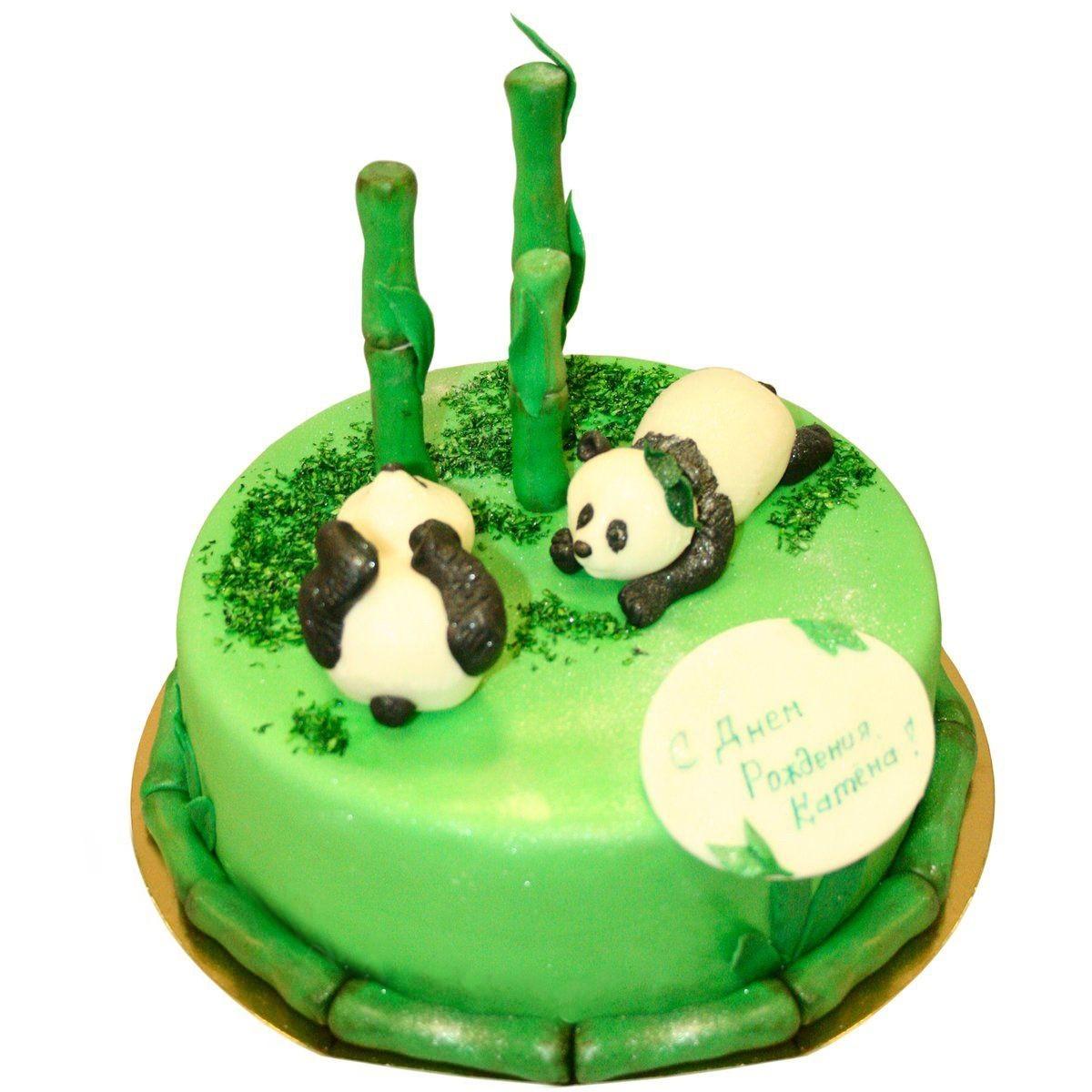 №1474 Торт панды