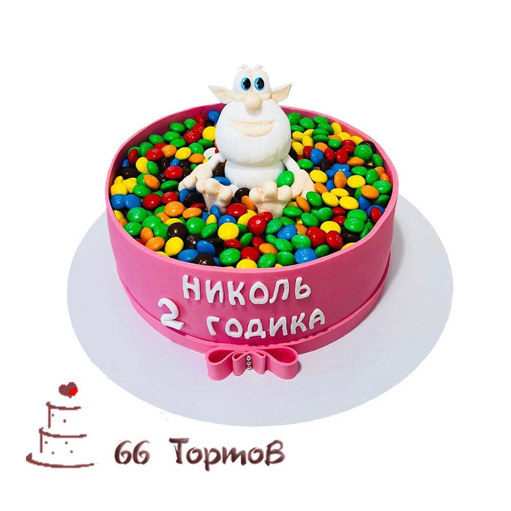 №169 Торт буба