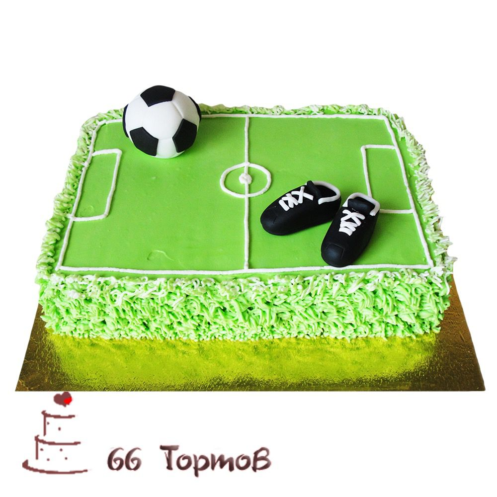 №1805 Торт футбольный
